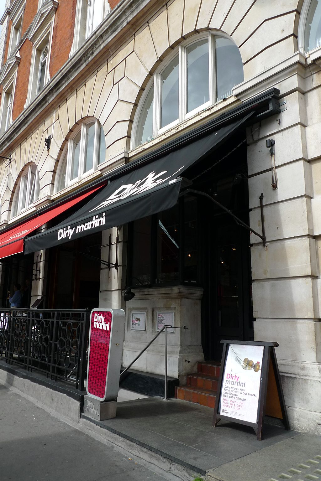 Dirty Martini, Covent Garden, WC2 (4500660896)