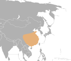 Distribution map of South China tiger.png