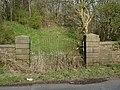 Disused entrance - geograph.org.uk - 773742.jpg