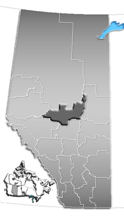 Division No. 13, Alberta Location.png
