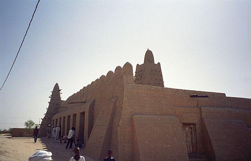 Djinguereber in Timbuktu