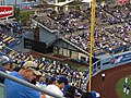 Dodger Bullpen, Dodger Stadium, Los Angeles, California (14494761976).jpg