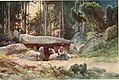 Dolmen in the Lüneburger Heide, by Edward Theodore Compton, 1912.jpg