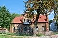 Dom na ul Grunwaldzkiej 22 w Białymstoku, widok z ul Wyszyńskiego.jpg