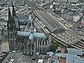 Dom und Hauptbahnhof (Flight over Cologne).jpg