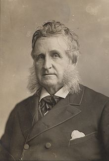 Donald Grant Mitchell in 1883