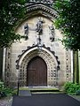Doorway, SS Mary and John the Baptist, Pleasington Priory - geograph.org.uk - 487028.jpg