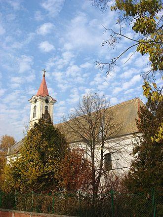 Doroslovo - The Saint Emerick Catholic Church