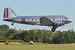 Douglas C-53D Dakota '73 Z' (LN-WND) (44757922105).jpg