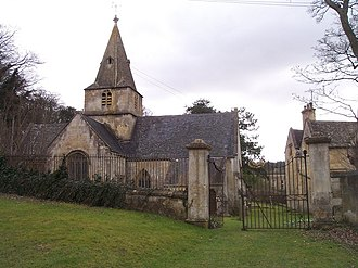 Dowdeswell - Dowdeswell Church