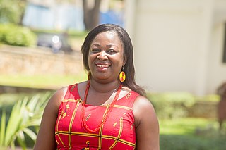 Nana Anima Wiafe-Akenten The first person to receive a doctorate in the Twi language