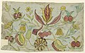 Drawing, Design for Woodblock Textile Print, ca. 1790 (CH 18409363-2).jpg
