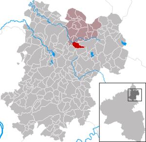 Dreisbach, Westerwaldkreis - Image: Dreisbach im Westerwaldkreis