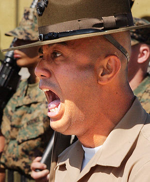 United States Marine Corps Recruit Training - The Drill Instructor conducts the vast majority of training a recruit will receive