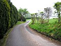 Driveway to Scarcliffe Farm, near Cononley, Yorkshire - geograph.org.uk - 169304.jpg