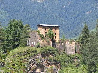 Drukgyal Dzong - Ruins of Drukgyal Dzong