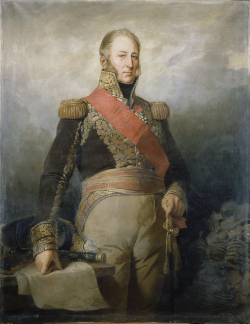 Dubufe - Marshal Mortier