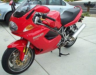 Ducati ST series - Ducati ST4s