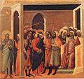 Duccio di Buoninsegna - Christ Mocked - WGA06798.jpg