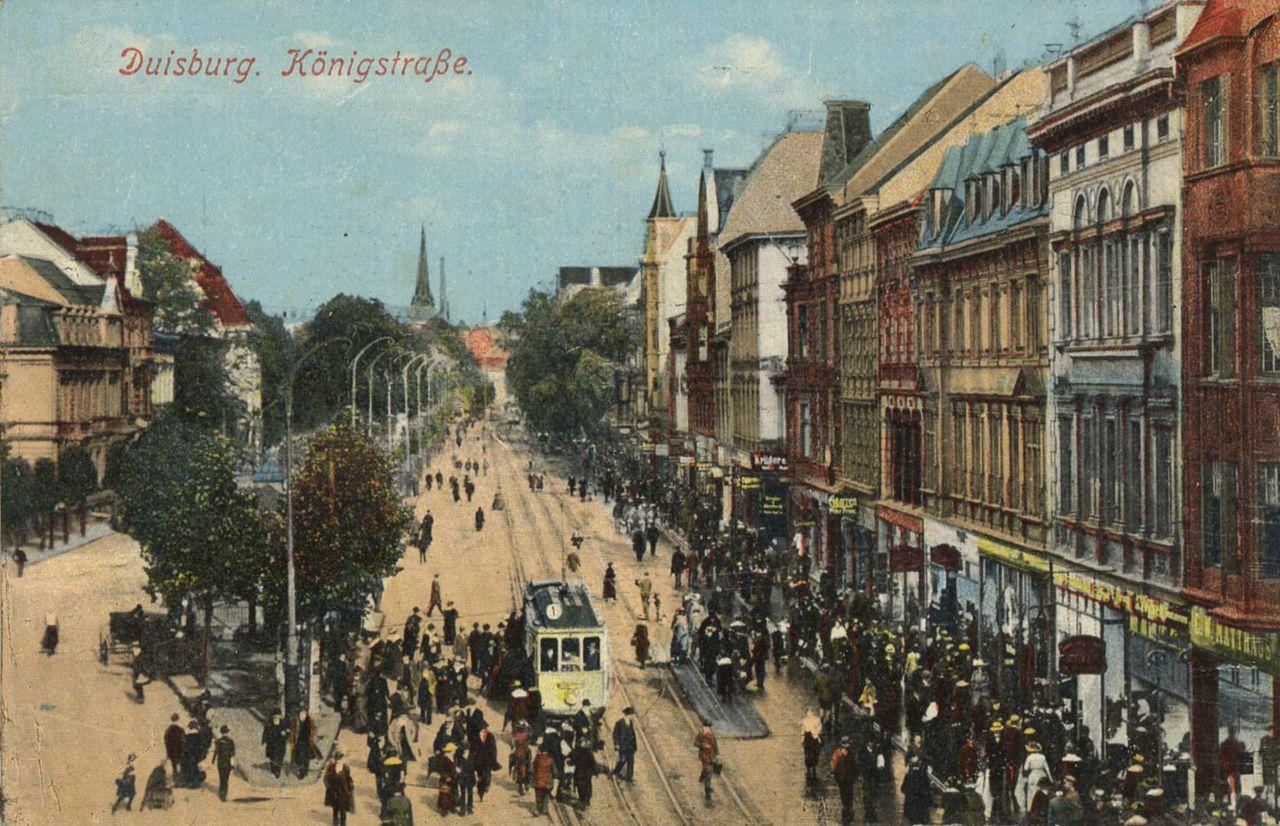 duisburg 1960