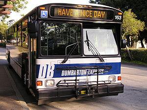 Dumbarton Express - Image: Dumbarton Express