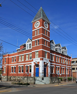 Duncan, British Columbia - City Hall