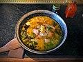 Dungeness crab ramen- miso, crab broth, tosaka, corn, fresno chili, chive.jpg