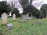 Dunmullan Old Graveyard. Cappagh. County Tyrone