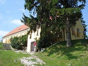 Tkalec Manor - Image: Dvorac Tkalec, Štrigova istok