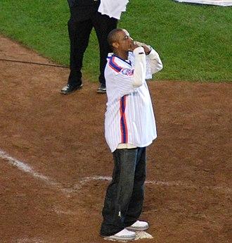 Dwight Gooden - Dwight Gooden on September 28, 2008