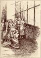 E.P. Samokish-Sudkovskaya-N.A. Lukhmanova-Girls-Pilgrimage at Night.png