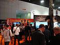 E3 2011 - Namco Bandai booth (5822116453).jpg