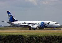 SU-GDD - B738 - EgyptAir