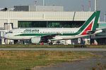 EI-IMV - Airbus A319-111 - Alitalia (31074829244).jpg