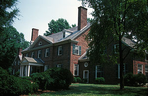 National Register of Historic Places listings in Charles City County, Virginia - Image: EVELYN