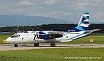 EW-378TG Antanov AN26A An26 - Vulkan Air (14905875769).jpg