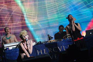 Hercules and Love Affair band