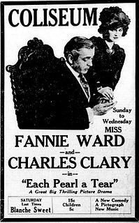 <i>Each Pearl a Tear</i> 1916 film by George Melford