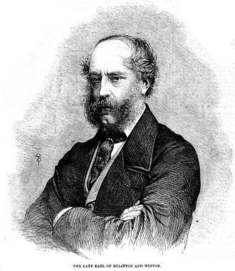 Archibald Montgomerie, 13th Earl of Eglinton - Image: Earl Eglinton