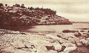 Harpswell, Maine - Ragged Island c. 1920