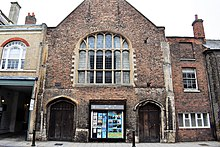East front of St George's Guildhall King's Lynn.jpg