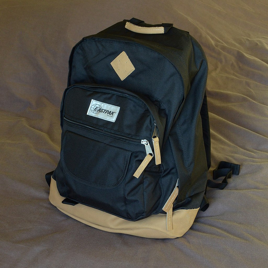 Eastpak Sugarbush backpack black