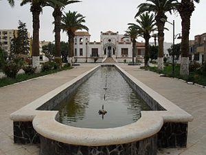 Sidi Bu-l-Abbas: Ecole des beaux arts de sidi bel abbes