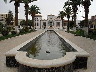 Sidi Bel Abbès - Ecole des beaux arts in Sidi Bel Abbès