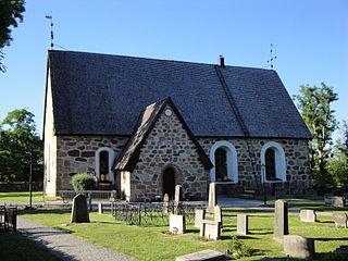 Edebo Church