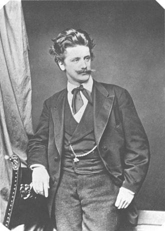 Edgar Hanfstaengl - Photograph of Edgar Hanfstaengl