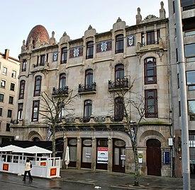 Edificio Mülder, arquitecto Manuel Gómez Román, 1910.JPG