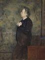 Edvard Grieg, composer (Erik Werenskiold) - Nationalmuseum - 20280.tif
