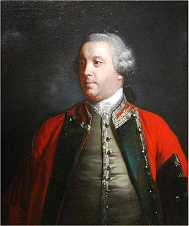 Edward Cornwallis British Army general