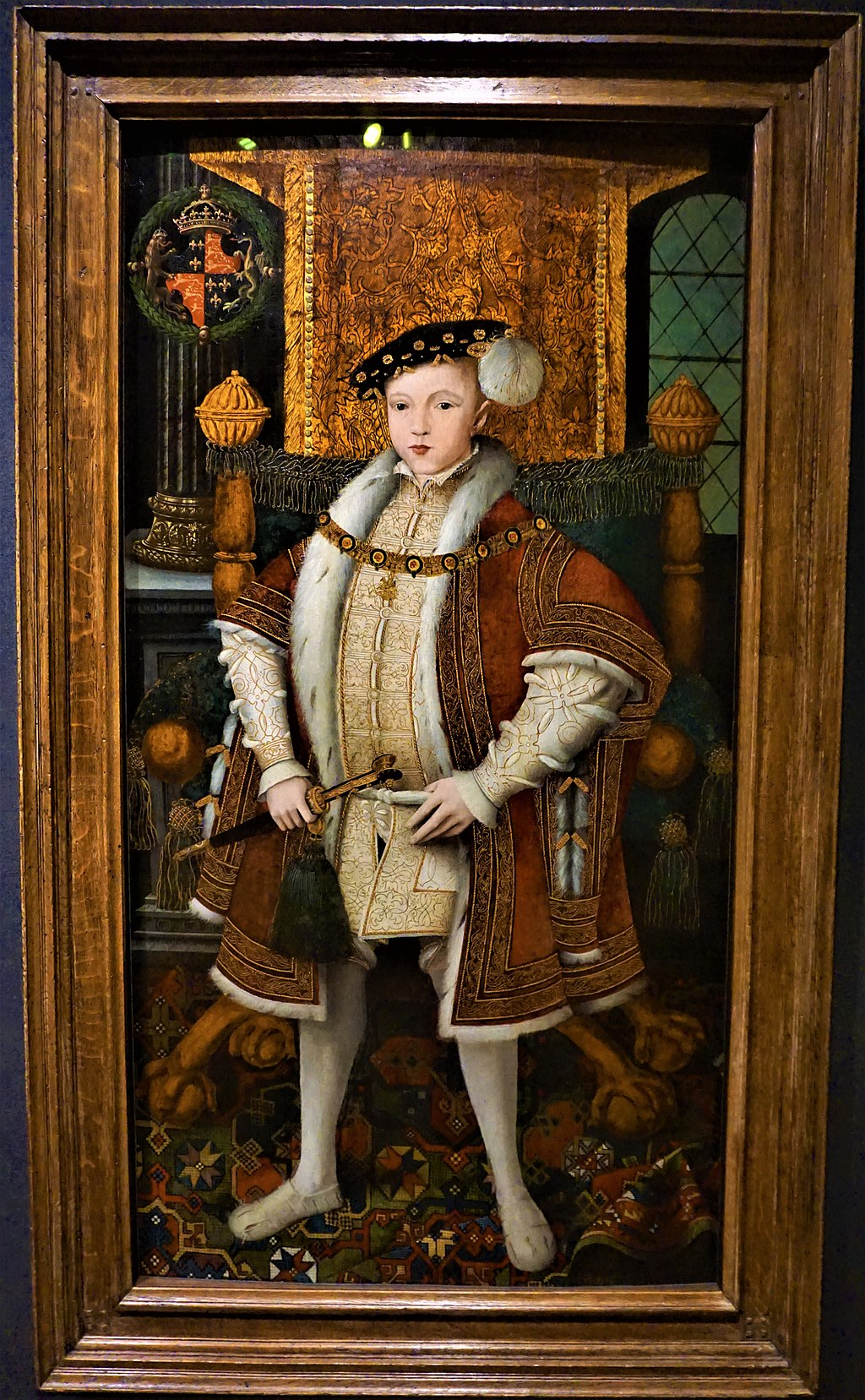 King Edward VI of England - Royal Portrait